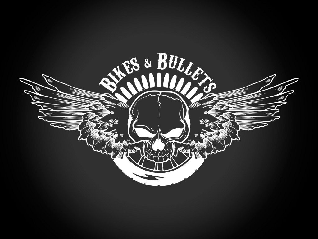 Bikes And Bullets Logo
