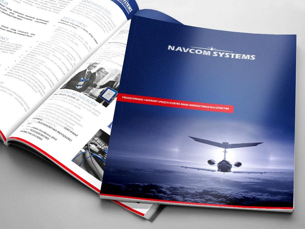 Navcom Systems - folder