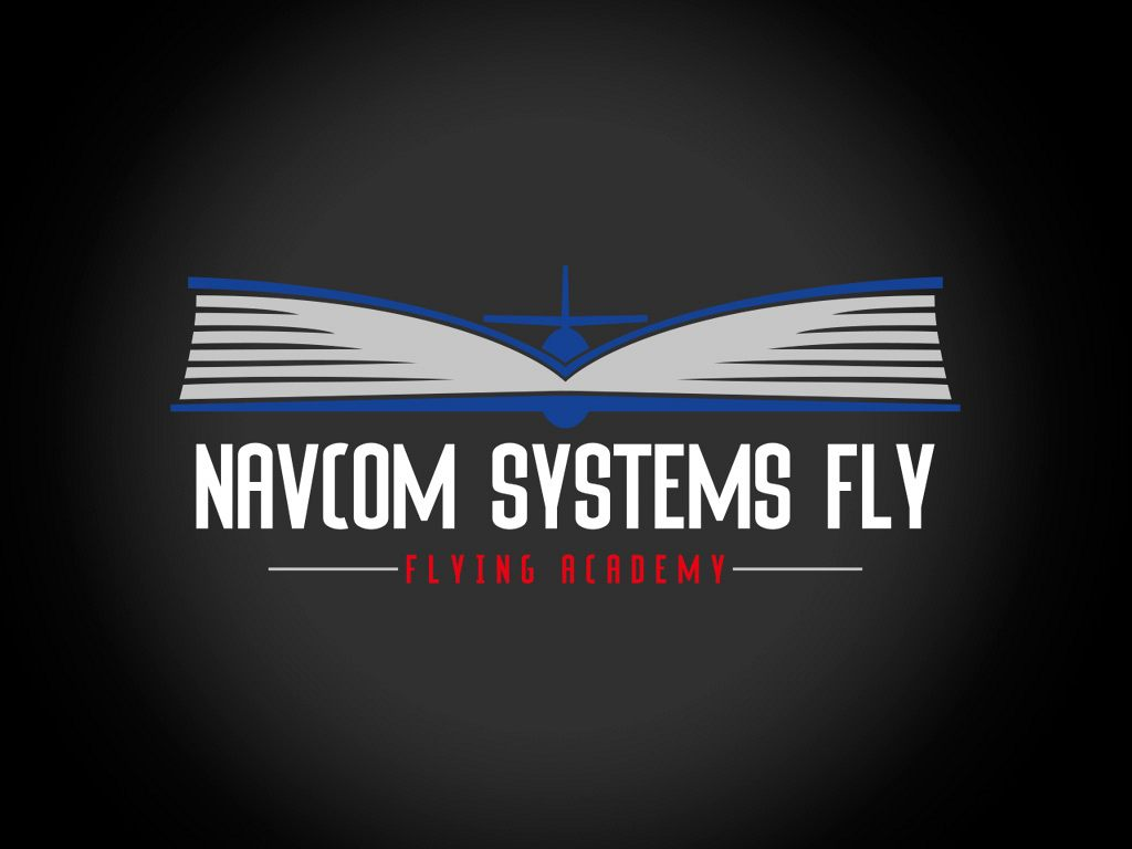 Navcom Systems Fly Logo