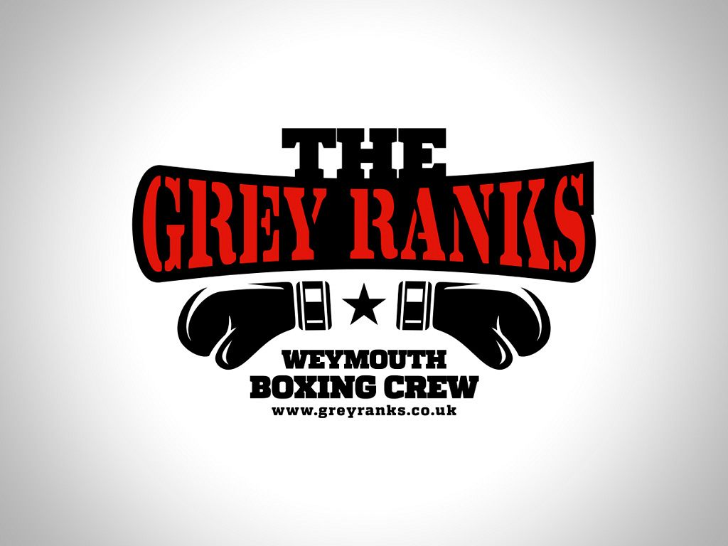 The Grey Ranks Logo